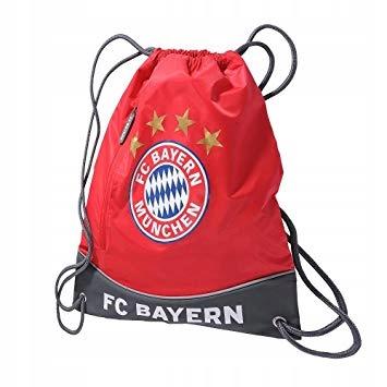 PLECAK SPORTOWY WOREK FC BAYERN MUNCHEN NOWY