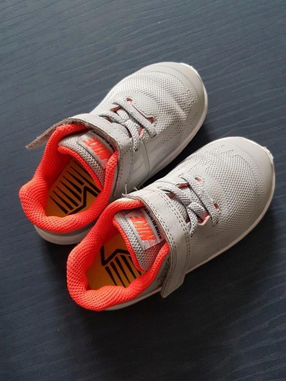 nike adidasy sneakersy szare chlopiec