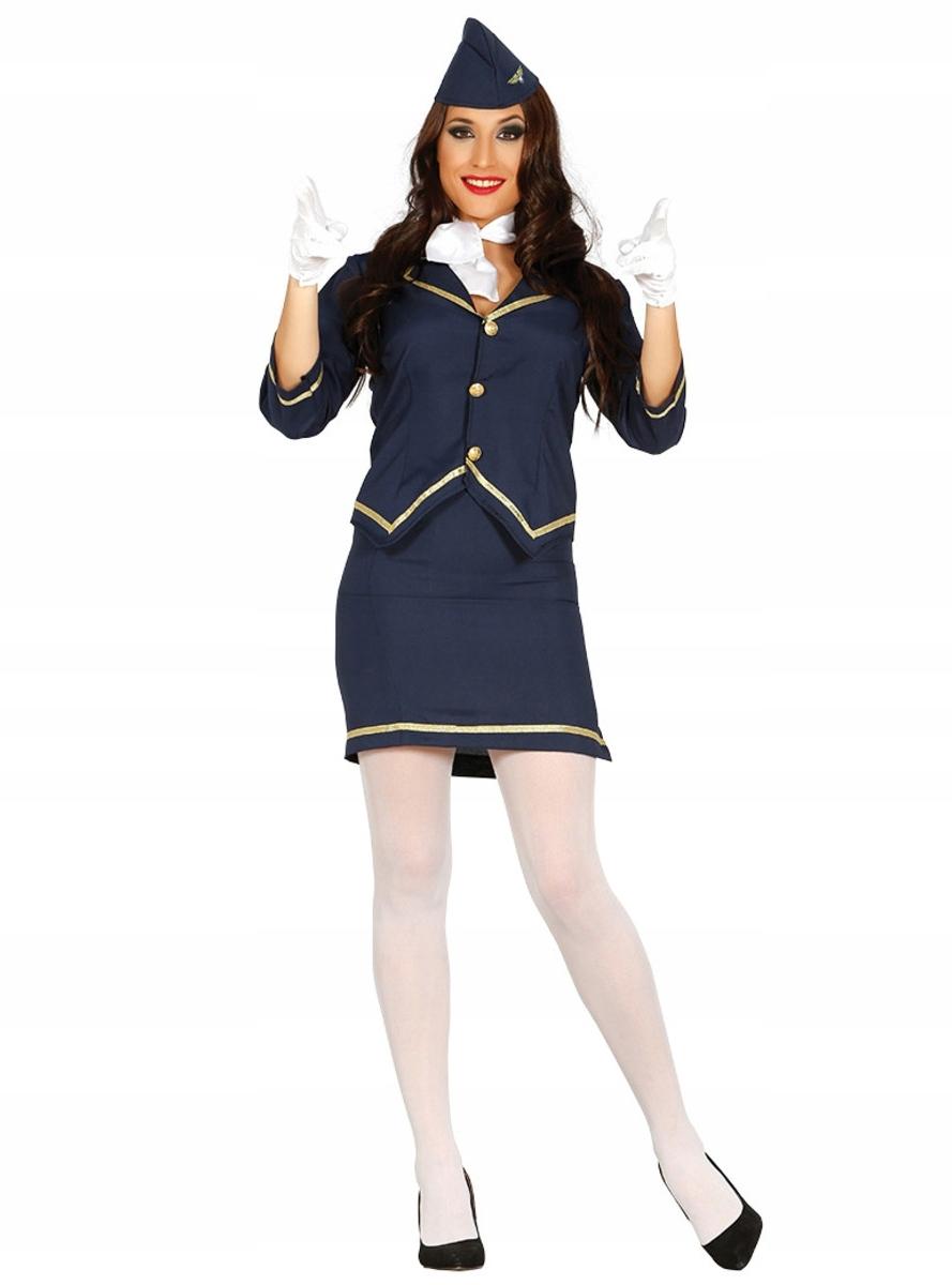 Kostium Stewardessa rozm 40-42