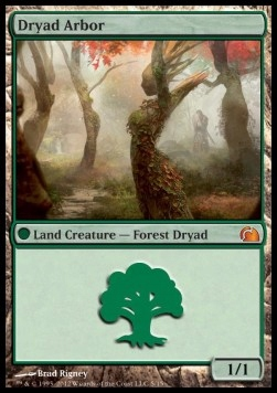 Dryad Arbor From the Vault: Realms