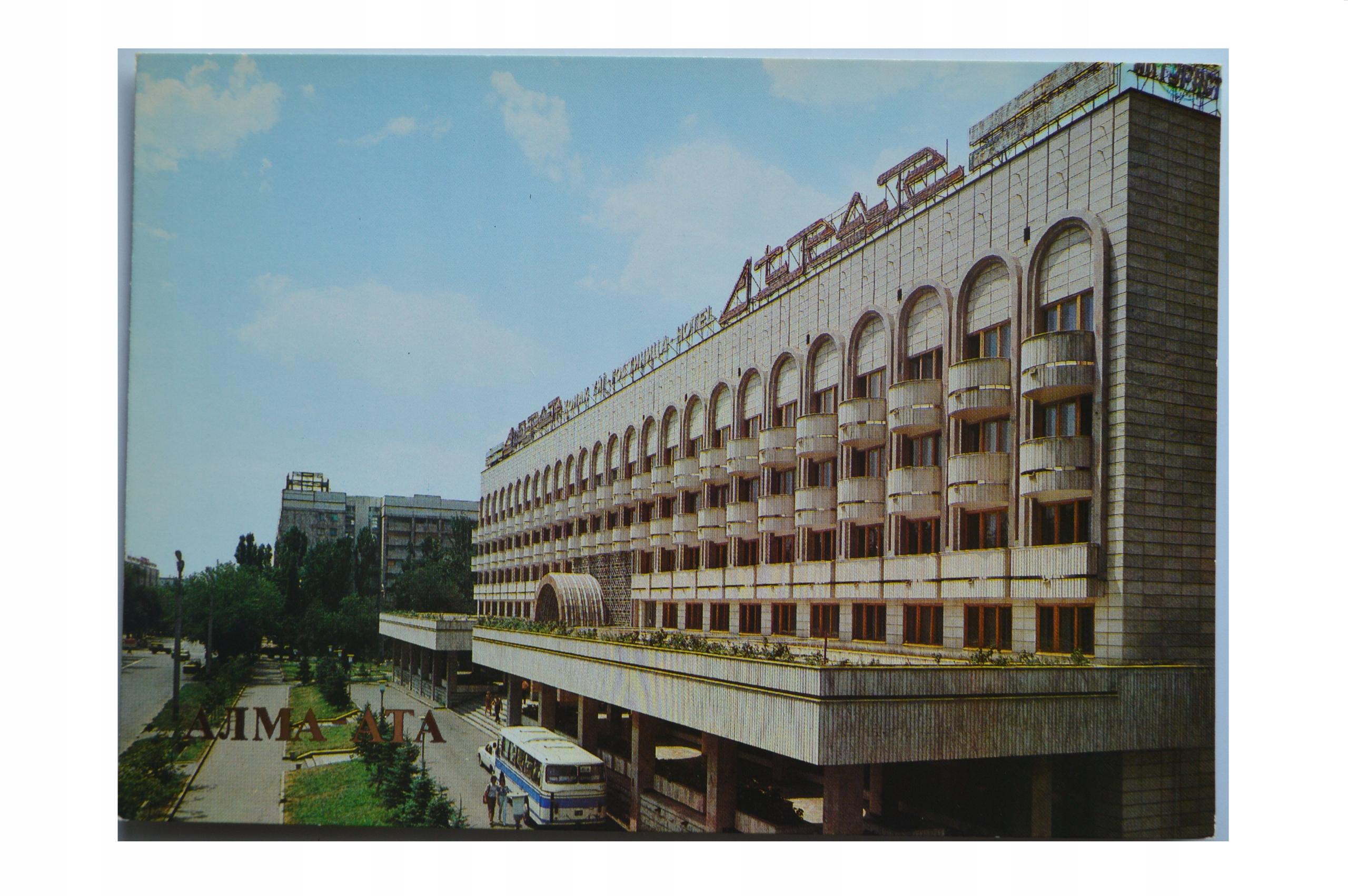 KAZACHSTAN-AŁAMA -ATA-HOTEL OTRAR