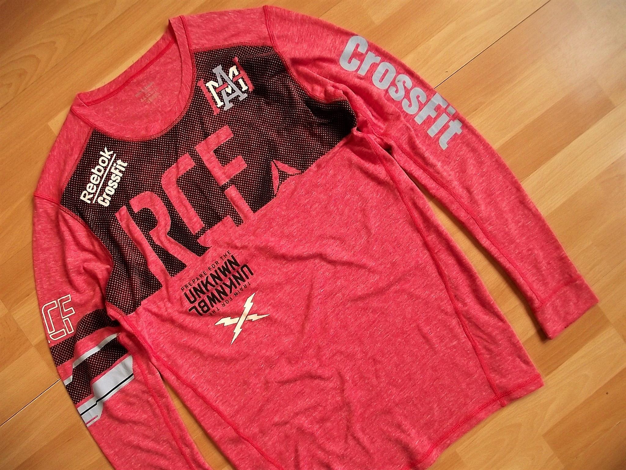 Reebok CrossFit bluzka koszulka XL