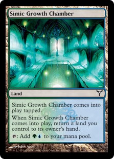 Simic Growth Chamber Dissension