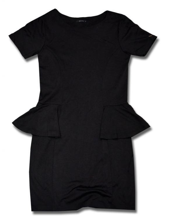 NOWA MOHITO black dress mała czarna sukienka / S