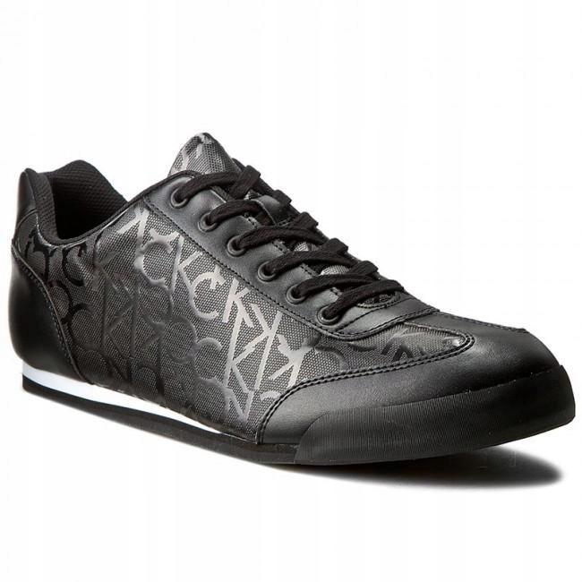 CALVIN KLEIN Cale SE8456 MĘSKIE Sneakersy 45