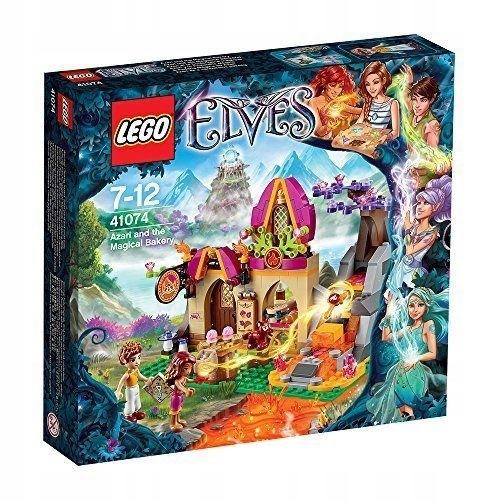 Lego 41074 Elves Magiczna Piekarnia Azari