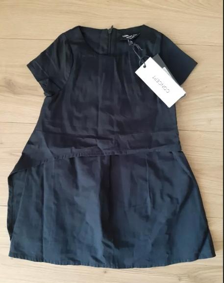 Nowa czarna sukienka r. 98 Reserved