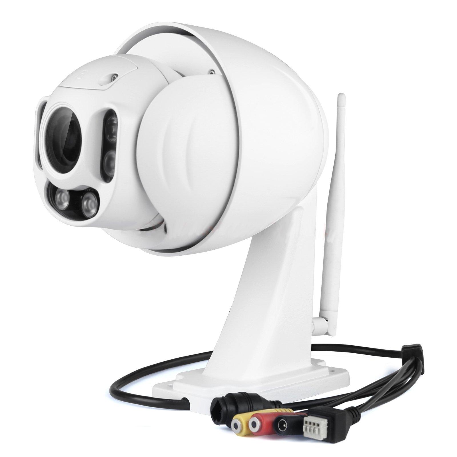 Zewnętrzna kamera IP WiFi EFI9928P Full HD ZOOM SD