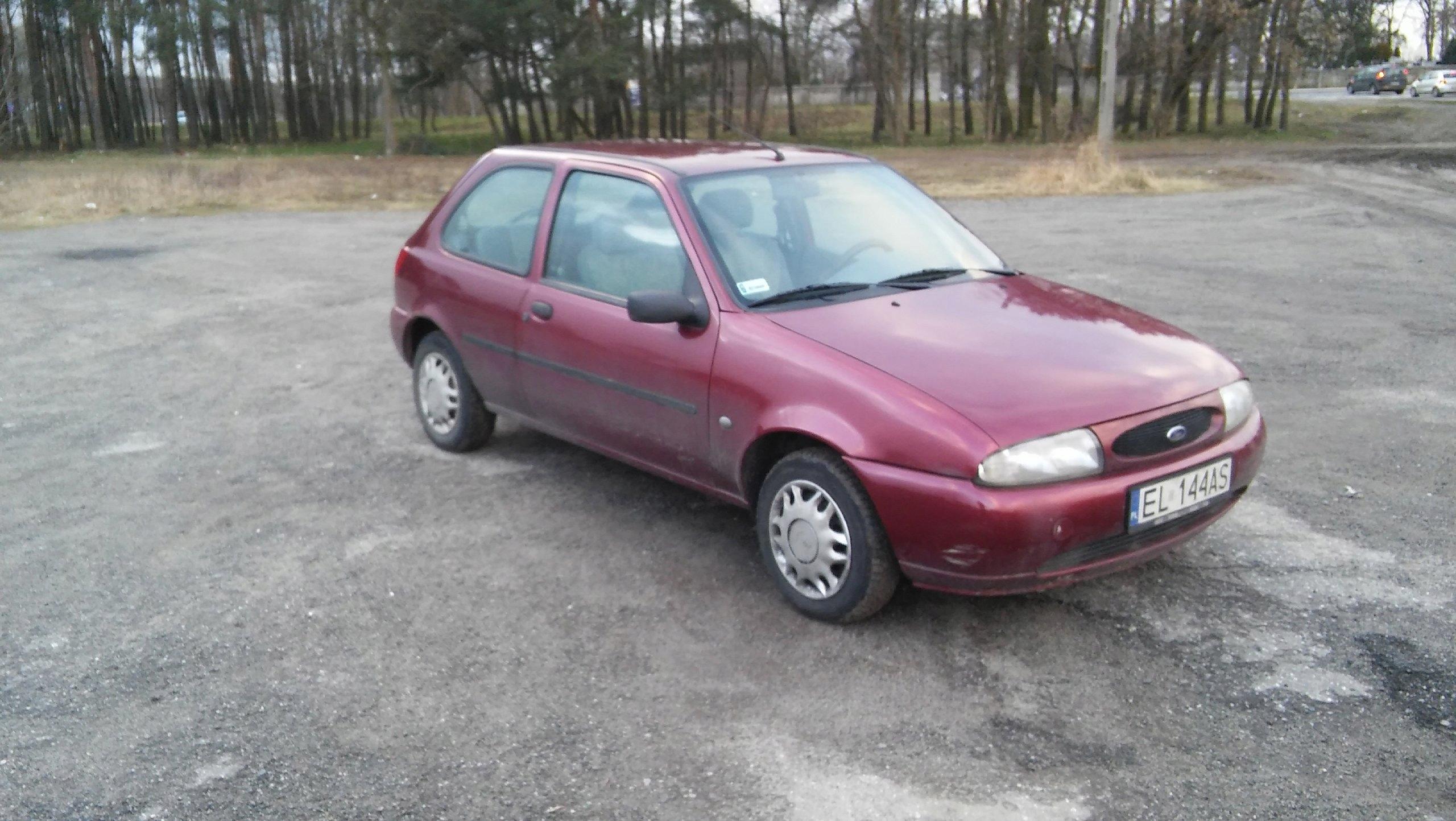 Ford Fiesta 1.25 16v Klima