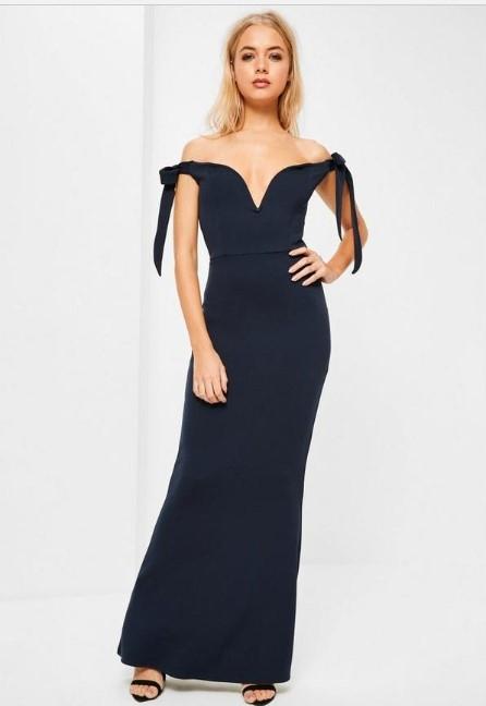 Missguided sukienka wieczorowa r.38