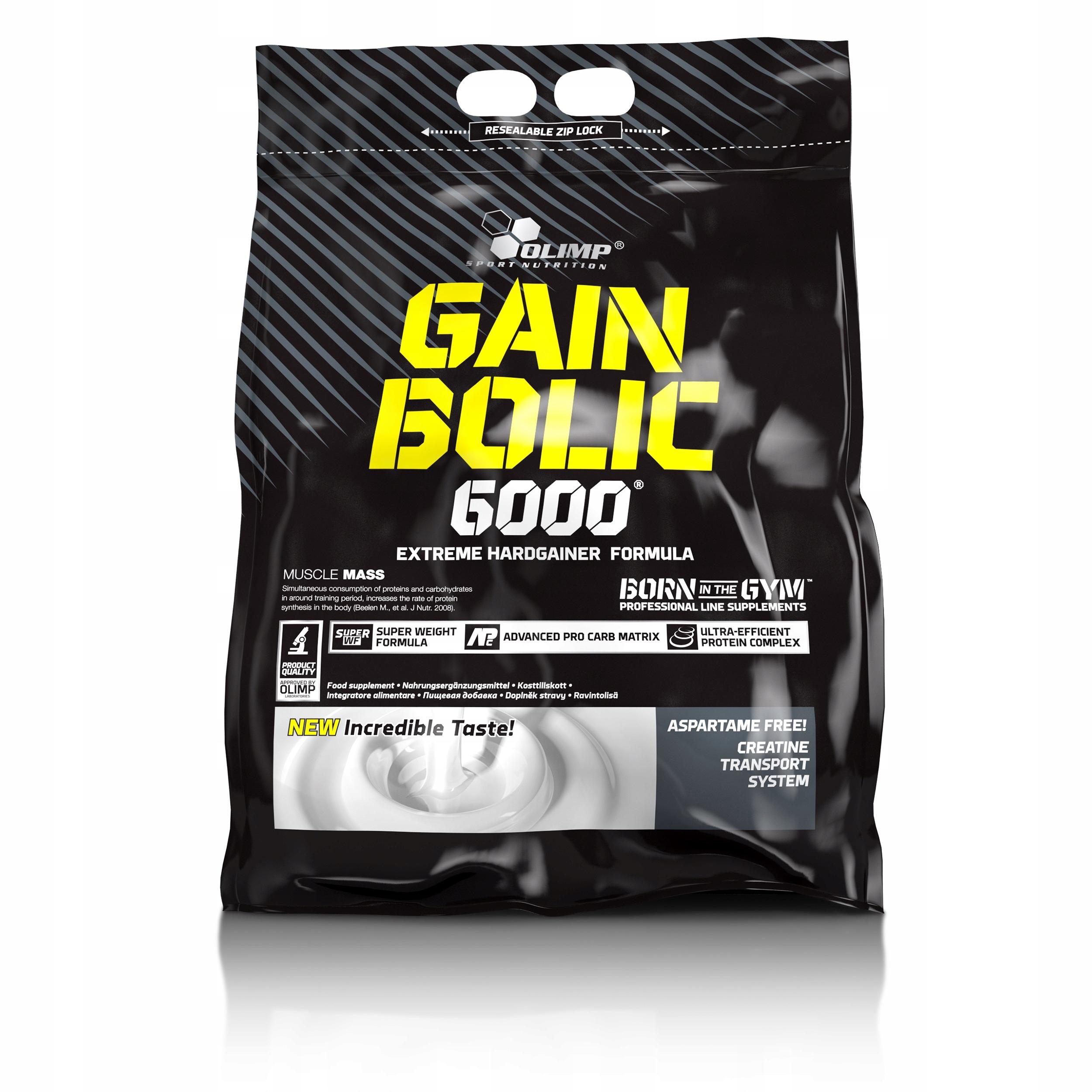 Olimp Gain Bolic 6000 Bag (6,8kg wanilia)