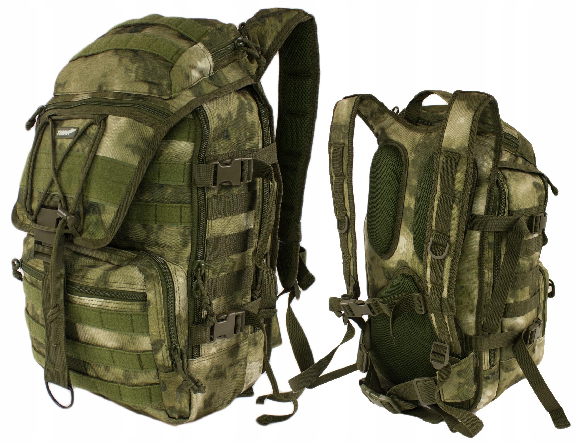Survivalowy Plecak Taktyczny Texar Traper FG-Cam
