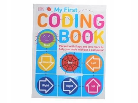 My first coding book - Kiki Prottsman
