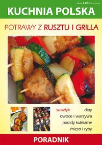 Kuchnia Polska Potrawy Z Rusztu I Grilla łódź