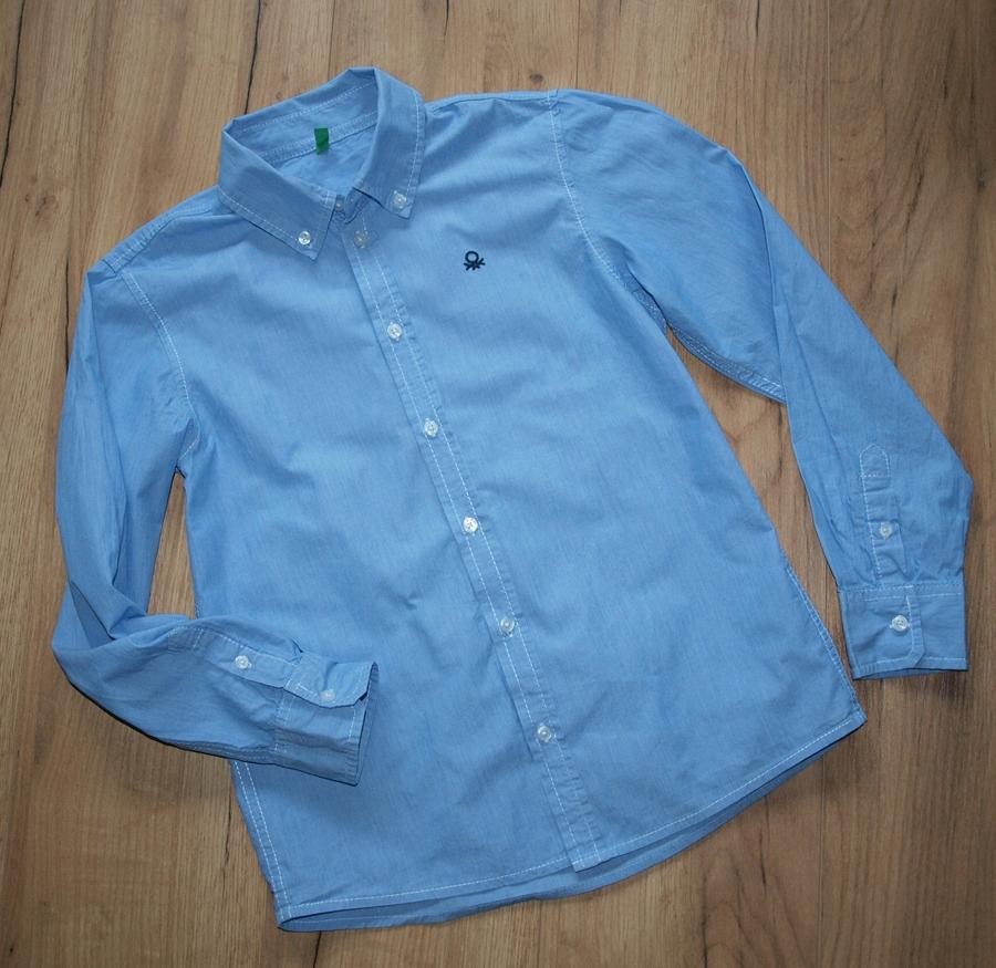 BENETTON świetna koszula dla Niego 140