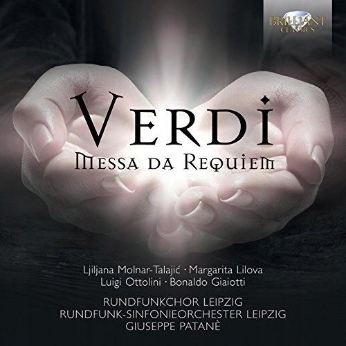 CD Verdi, G. - Messa Da Requiem Rundfunk S.O.Leipz
