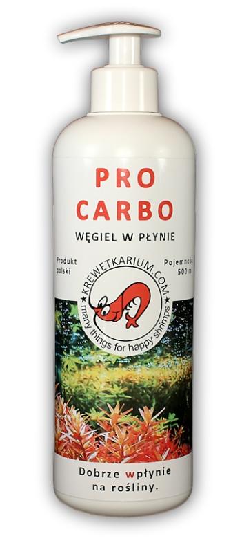 PRO CARBO: WĘGIEL W PŁYNIE easy CO2 500 ml
