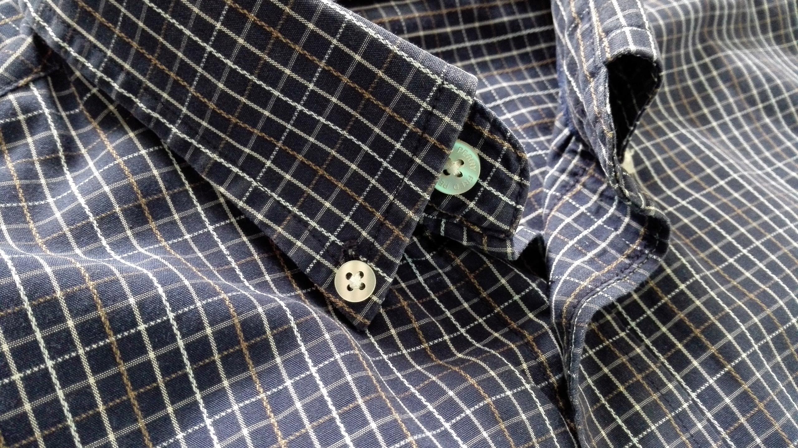 Koszula krótki rękaw Fred Perry rozmiar ,,S/M,,