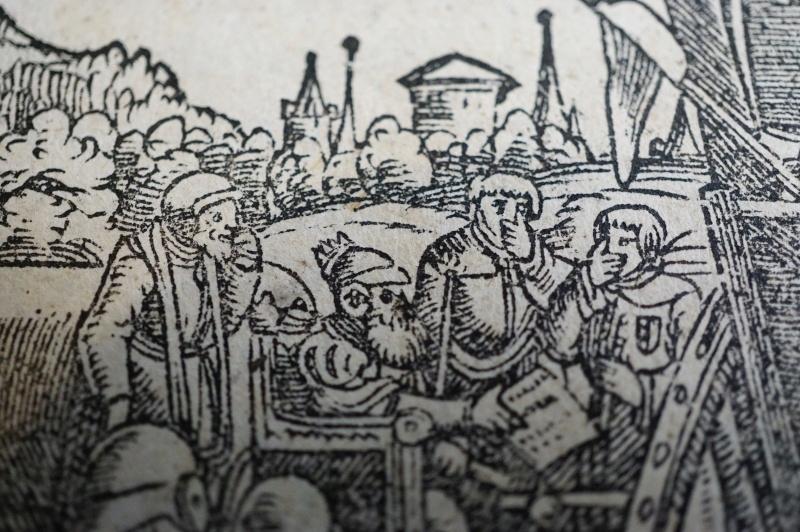 BIBLIA Leopolity 1561 - 1 WYDANIE - Passe-partout