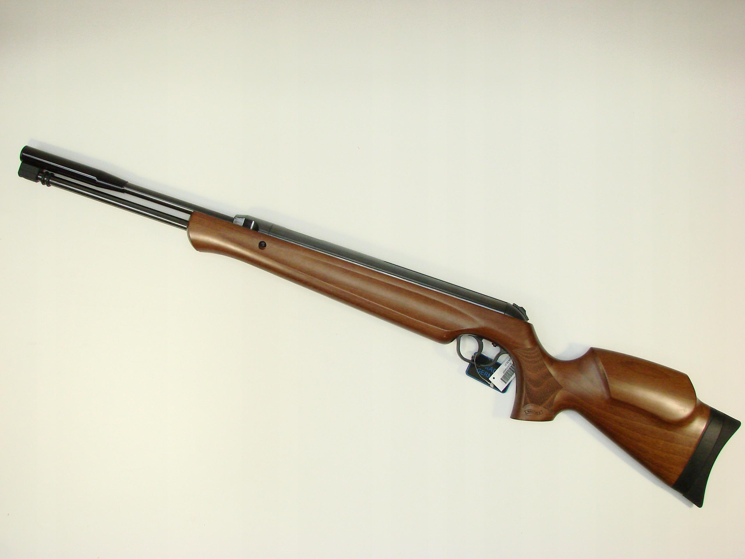 Wiatrówka karabinek Walther LGU Master Pro 4,5 mm