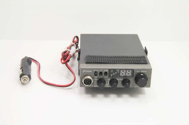 CB RADIO STABO XM 3001 + ANTENA + GRUSZKA