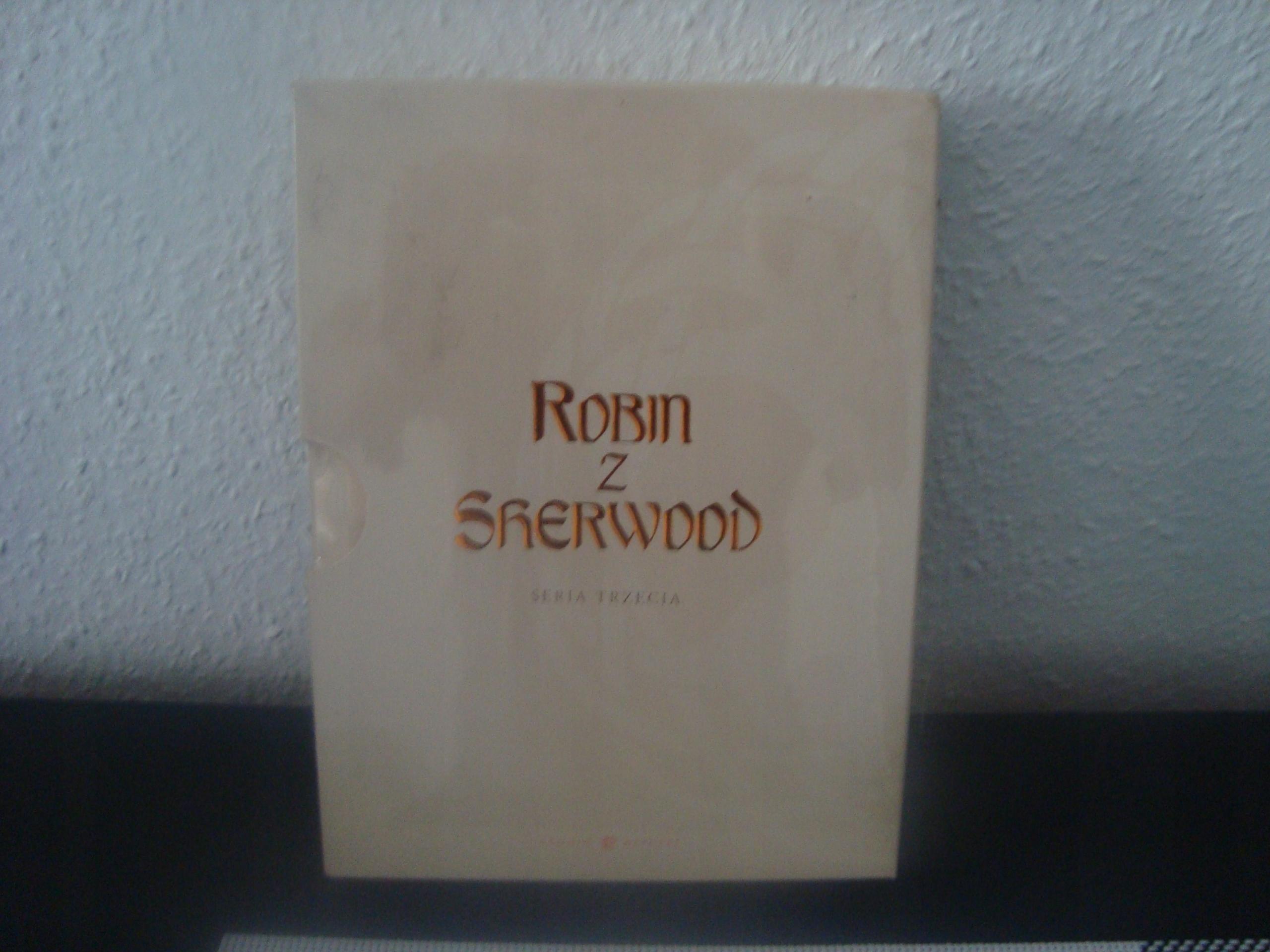 ROBIN Z SHERWOOD SEZON 3 BOX UNIKAT W TEJ CENIE.