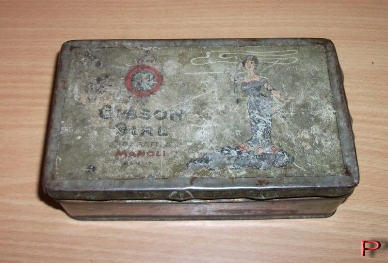 Pudełko po papierosach
