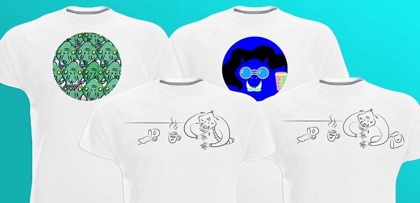 T-shirt Orki z Mordoru - różne wzory
