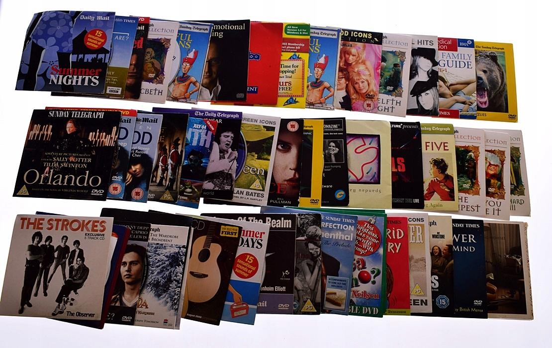 6092-40 ....THE STROKES ORLANDO.... MUZYKA CD
