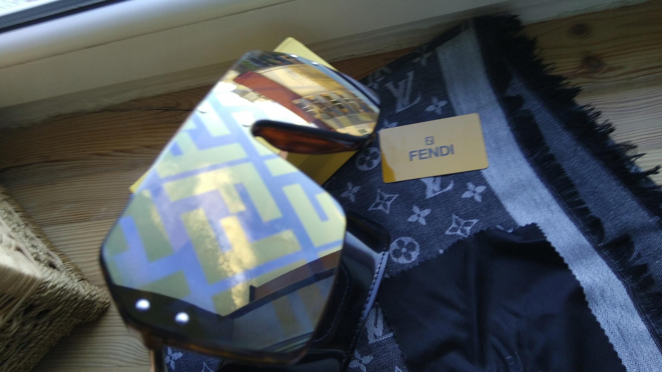 Fendi FF FABULOUS okulary przeciwsłoneczne