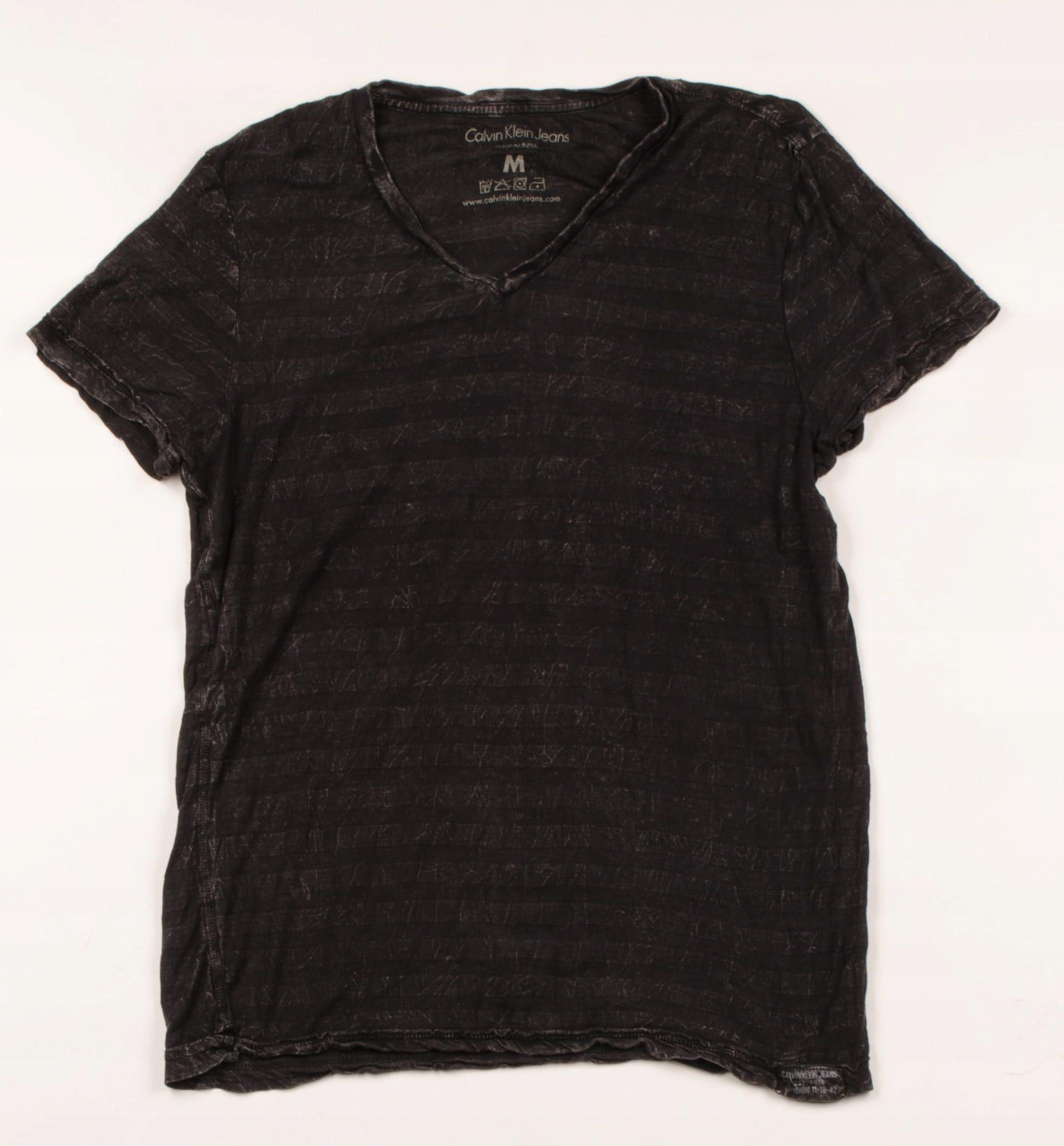 33442 Calvin Klein T-shirt Koszulka Męska M
