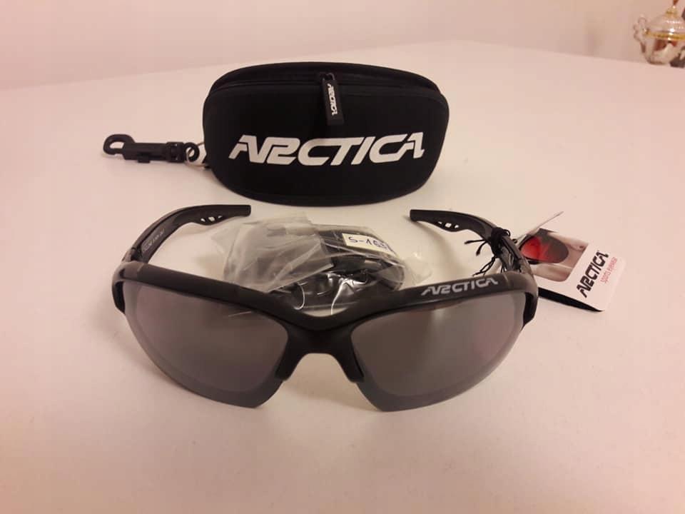 Okulary Arctica S-163H etui + pasek