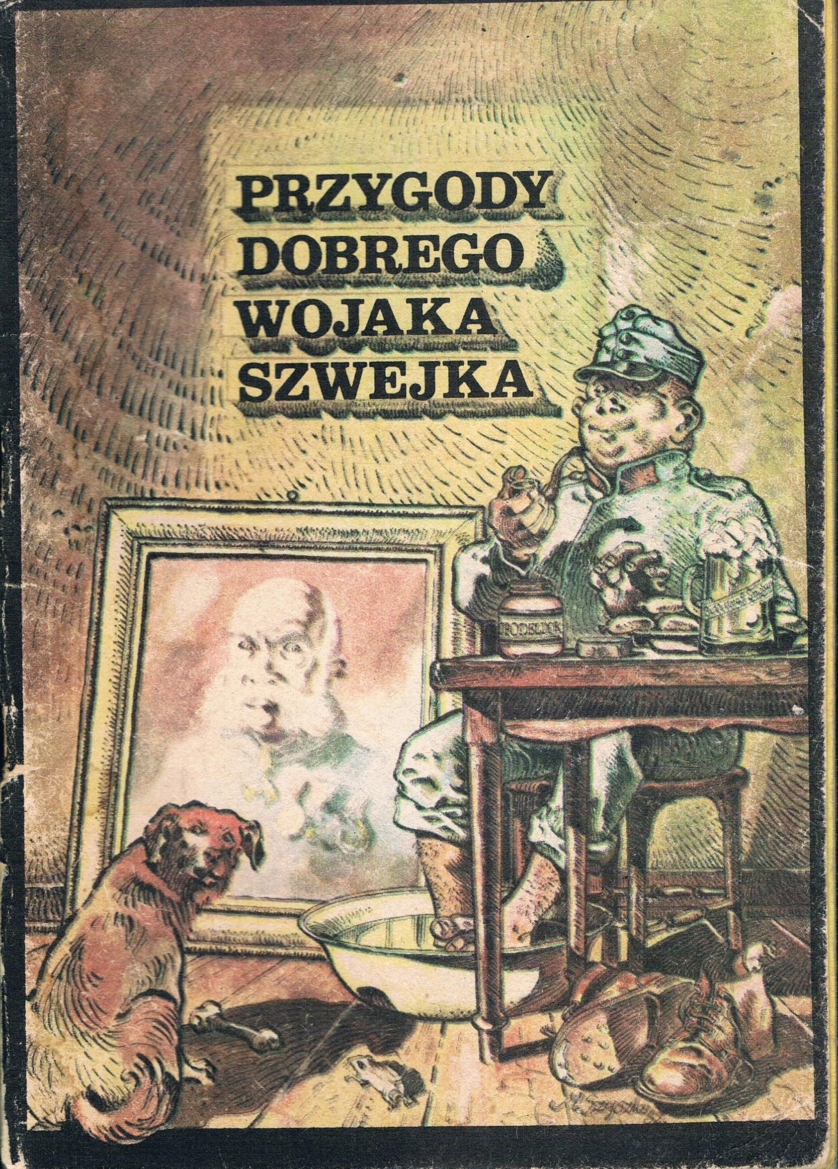 Przygody dobrego wojaka Szwejka /komiks