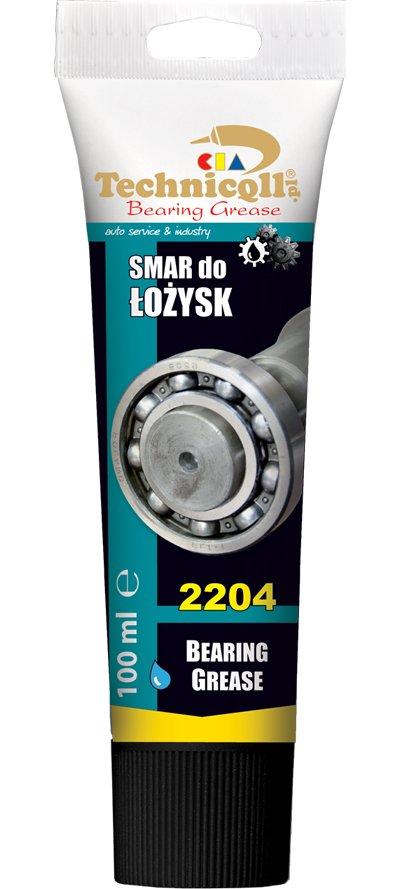 Smar do łożysk 2204 100ml tuba  M-553  Technicqll