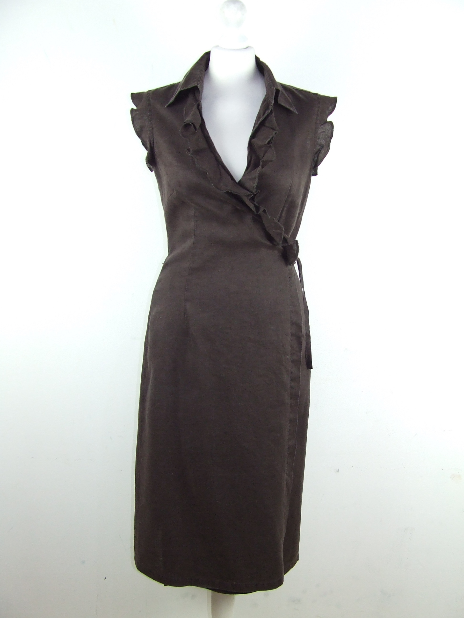 p2 MARC O'POLO sukienka 100% LEN 36 S