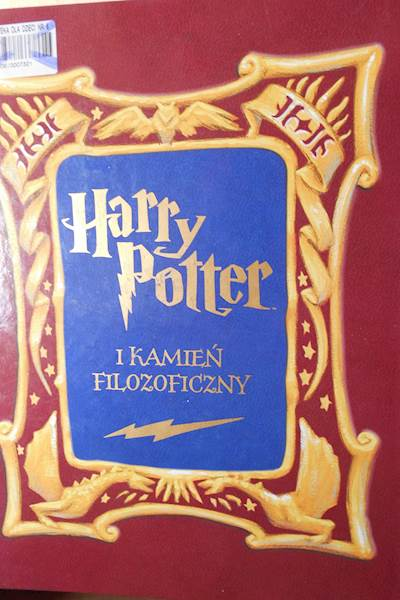 Harry Potter I Kamień Filozoficzny - Jill Daniels