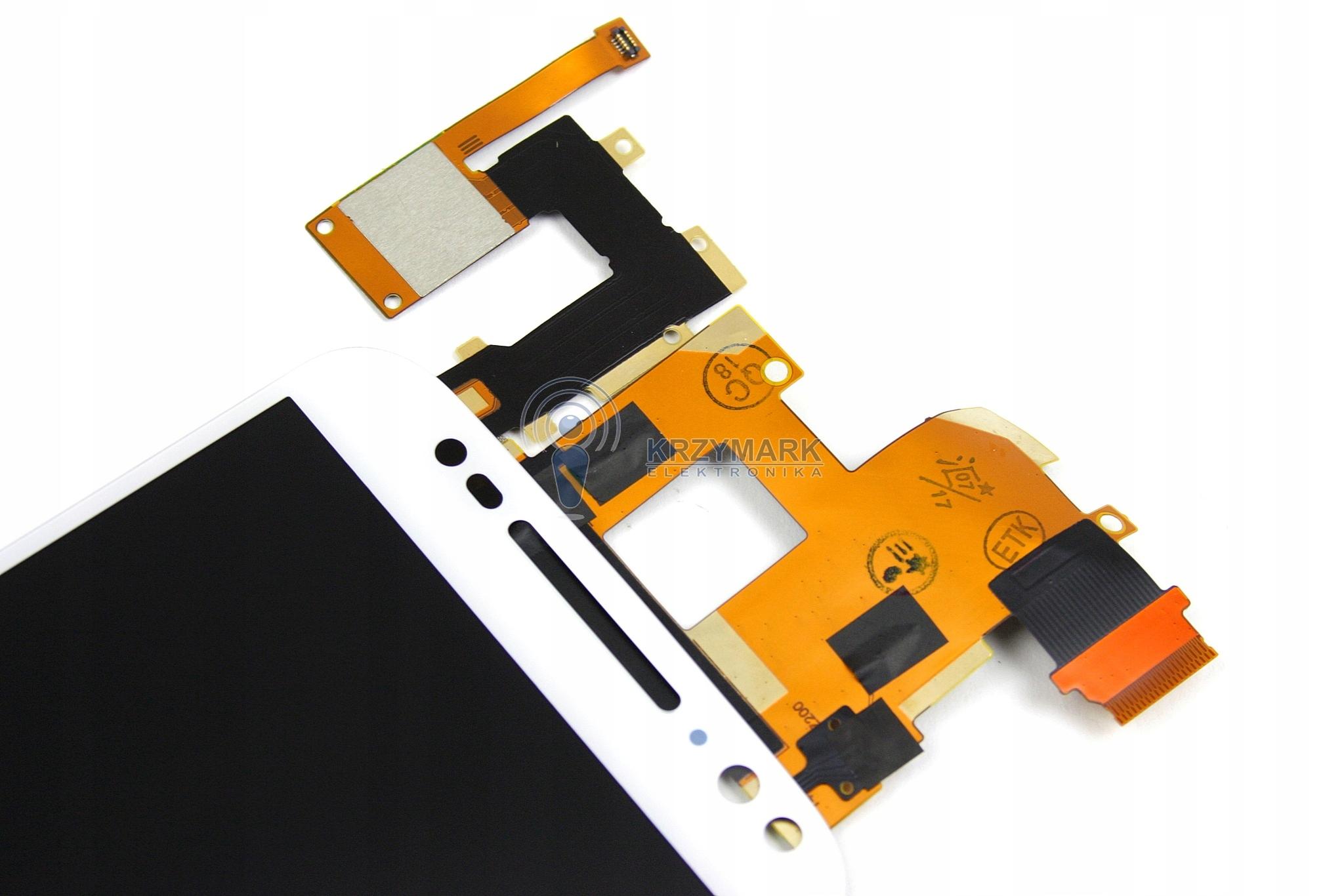 DOTYK LCD MOTOROLA MOTO X STYLE BIAŁY XT1572