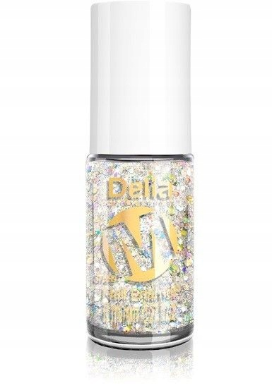 Delia Cosmetics Size M Emalia do paznokci 10.01