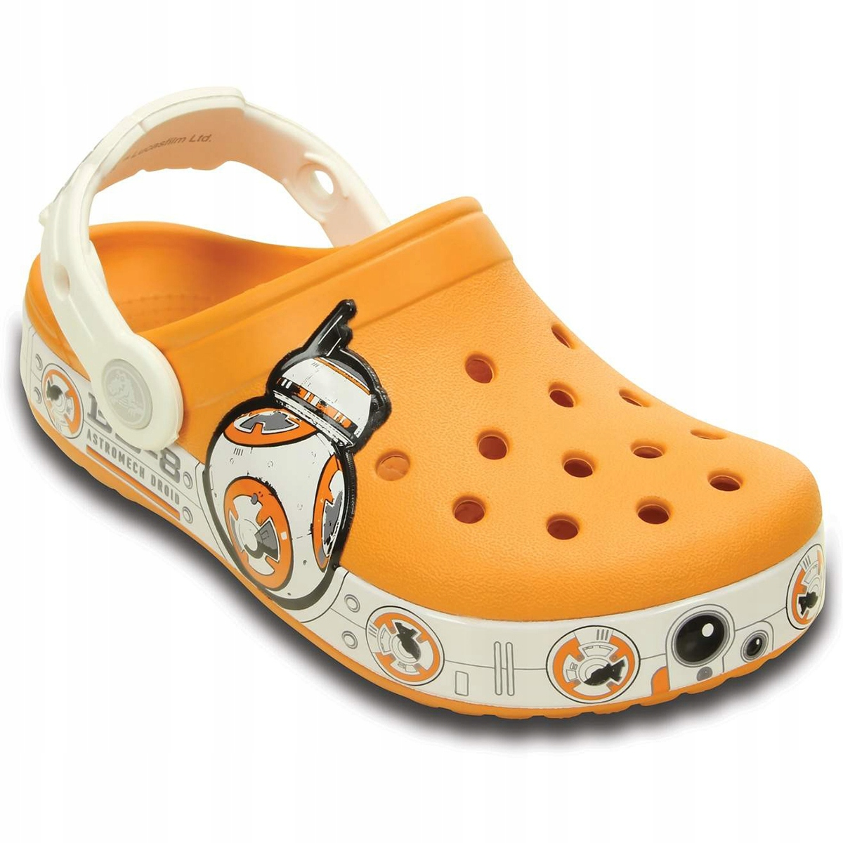 Crocs Kids Star Wars Hero BB-8 Clog roz. J1
