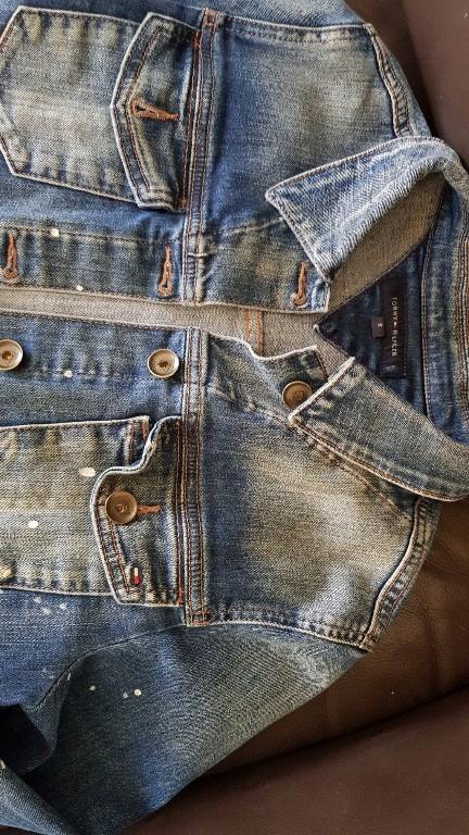 katana jeansowa tommy hilfiger r.8