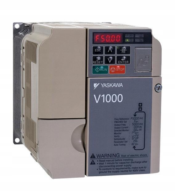 Falownik vector Omron V1000 2.2kW 400V NOWY