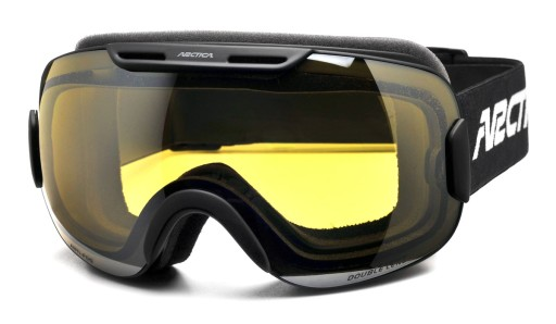 Gogle narciarskie ARCTICA G-102D UV400 REVO