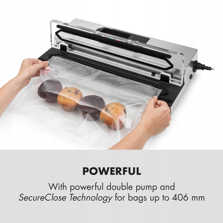 Klarstein FoodLocker 650 Pakowarka próżniowa