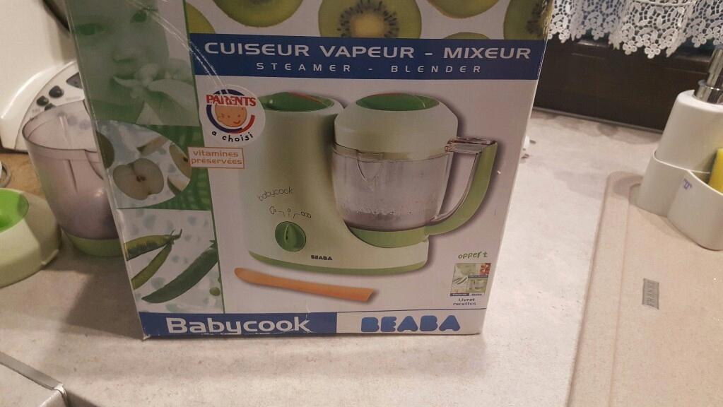 Babycook urządzenie wielofunkcyjne