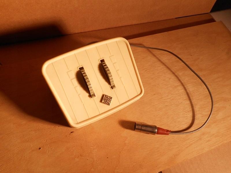 telefunken urządzenie do poogłaszania
