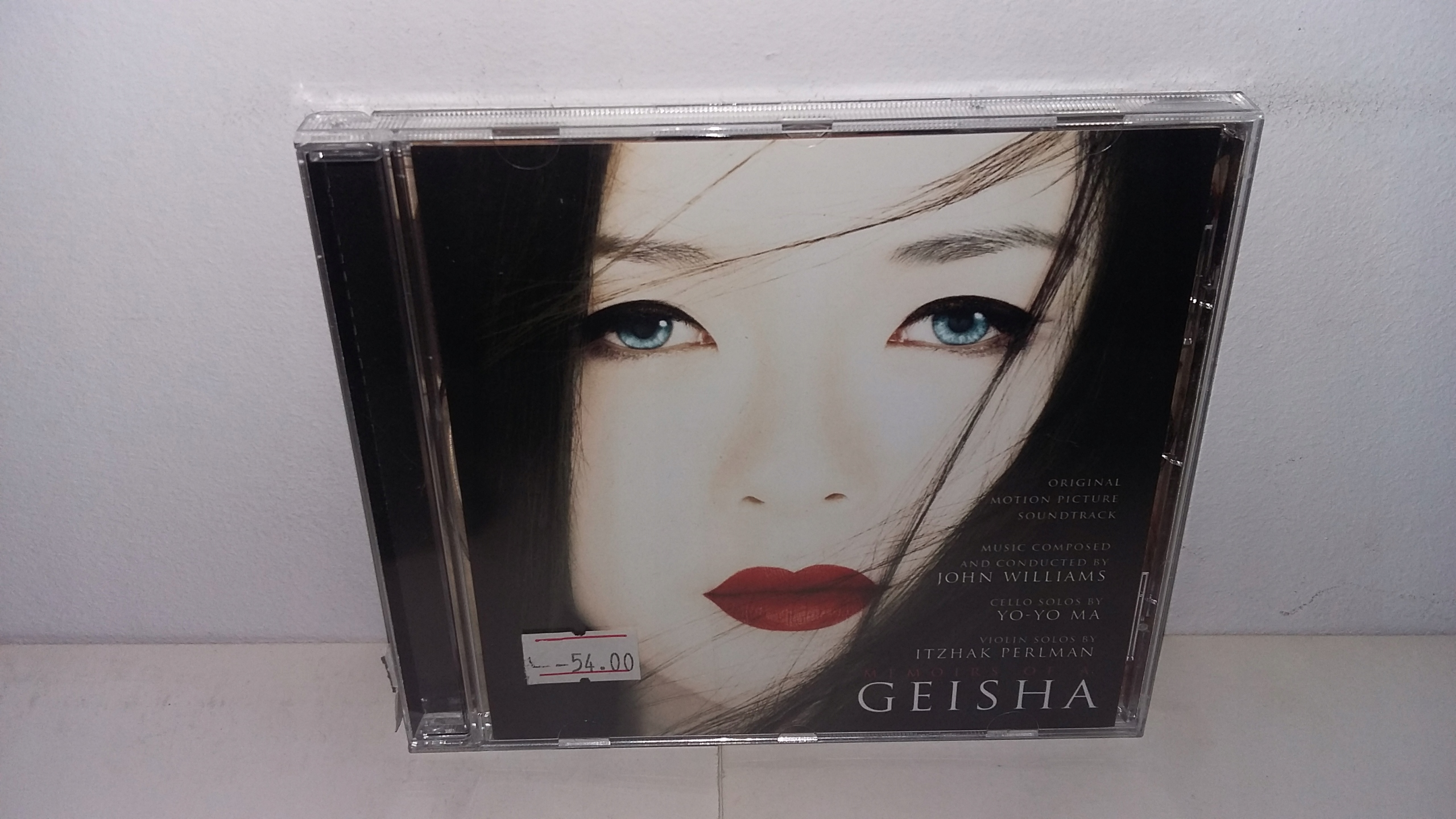 Memoirs Of A Geisha Soundtrack Nowy