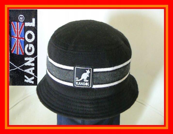 kapelus z= KANGOL = bucket M L