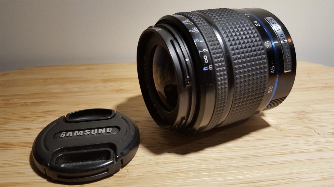 Samsung 18-55 mm f/3.5-5.6 AL - Pentax - Faktura