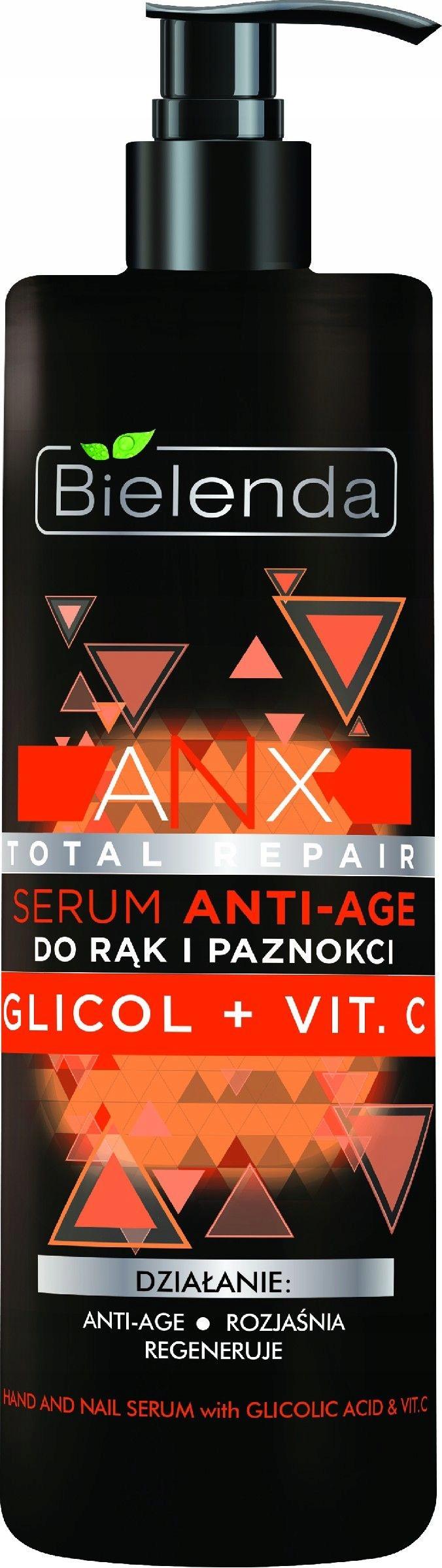 Bielenda ANX Total Repair Serum do rąk i paznokci