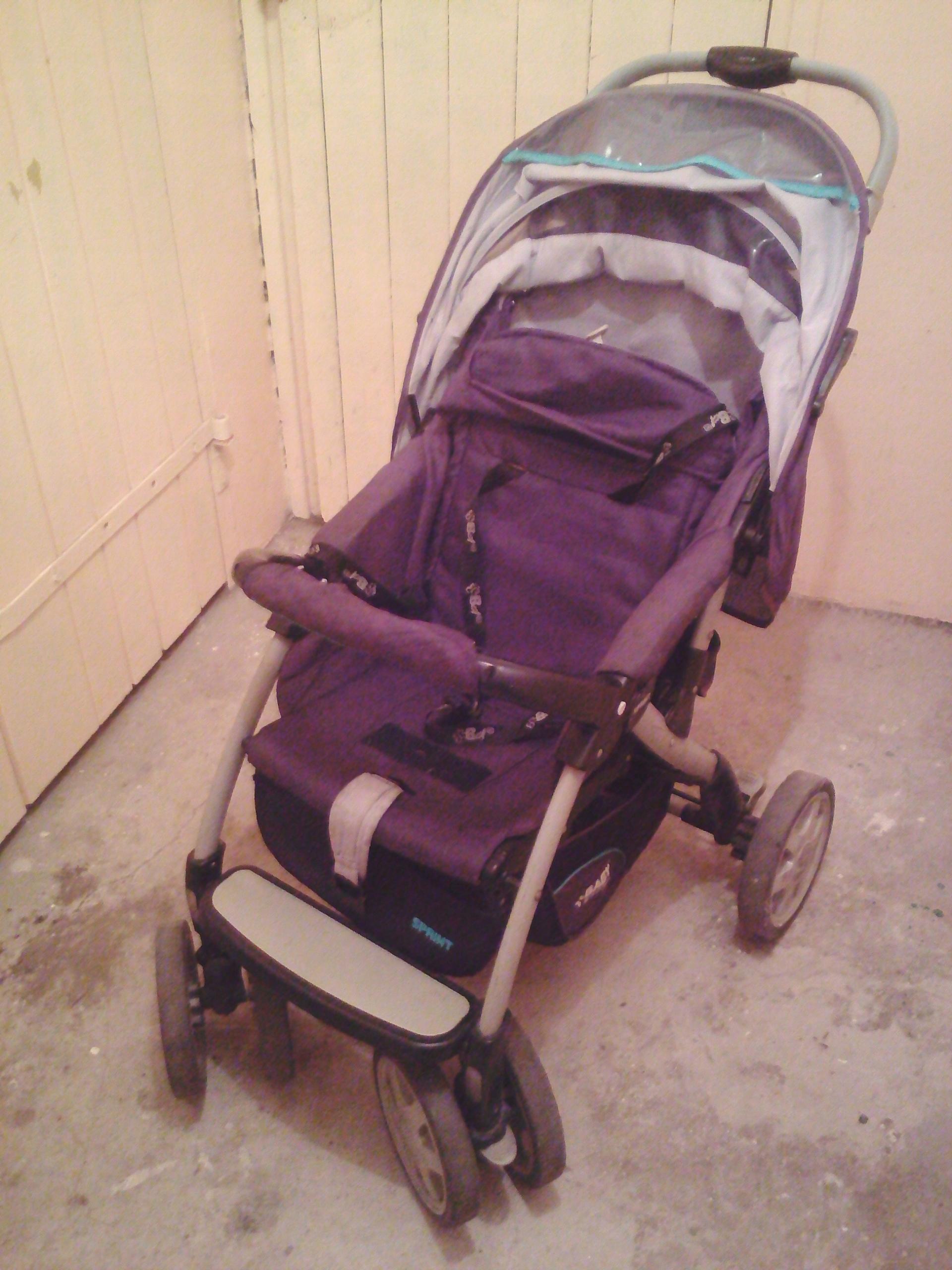 Wózek dziecięcy Baby design